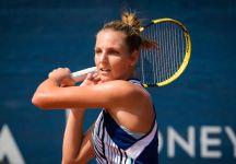 Kristyna Pliskova non capisce l'uso della mascherina nel WTA di Praga e critica anche Palermo