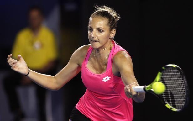 Kristyna Pliskova classe 1992, n.54 WTA