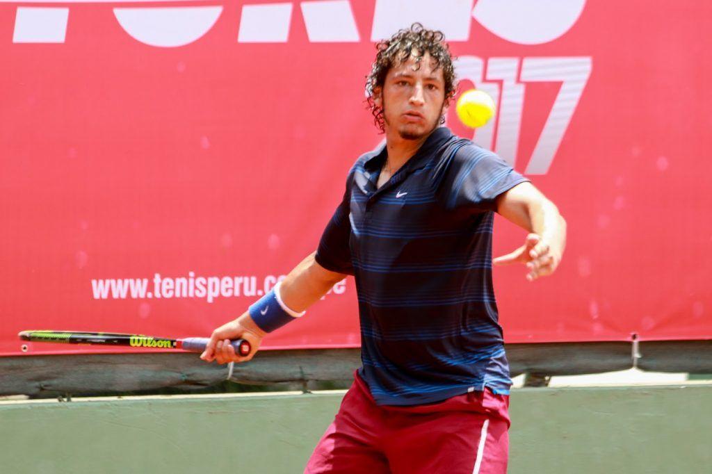 Arklon Huertas Del Pino classe 1994 e n.586 ATP