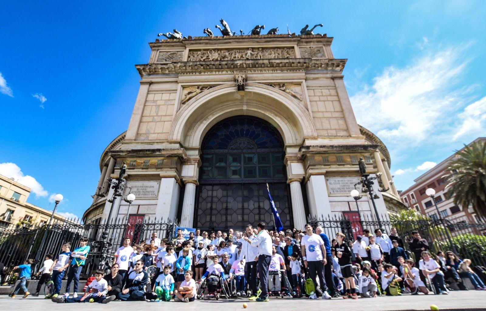 Iniziative per il WTA di Palermo