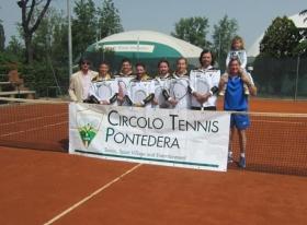 E' ufficiale una notizia che già da alcune settimane era nell'aria: dal <strong>26 Luglio al 2 Agosto il Circolo Tennis Pontedera organizzerà un Torneo internazionale maschile Future del circuito ITF con montepremi 10.000 dollari!</strong>