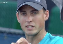 Pospisil perde il controllo nel match di ieri, accusando brutalmente Gaudenzi (video)