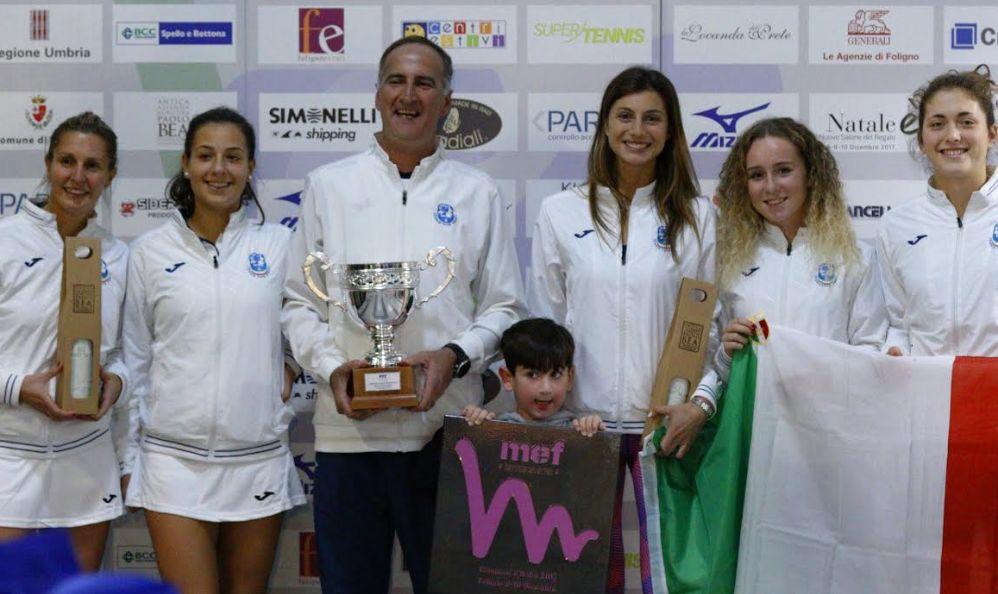 Prato ha vinto il Campionato di Serie A1 femminile