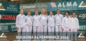 Tutto pronto per la sesta finale consecutiva per la formazione femminile del Tc Prato
