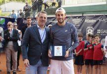 """Da Francavilla al Mare: Il successo di Stefano Travaglia """"Mi sento come se avessi vinto uno Slam"""""""