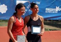 ITF Pomezia: Titolo a Margalita Chakhnashvili. Superata in finale una tenace Annalisa Bona in tre set