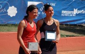 Margalita Chakhnashvili e Annalisa Bona. Foto Nizegorodcew.