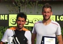 Italia F8 – Bergamo: Titolo a Luca Vanni. Battuto Grassi in due set