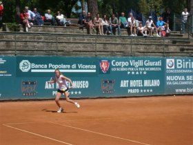 Valeria Prosperi classe 1995, n.988 del ranking WTA