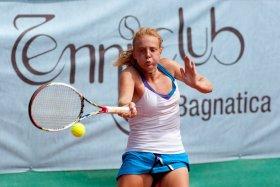 Le italiane nel tornei ITF - Nella foto Valeria Prosperi