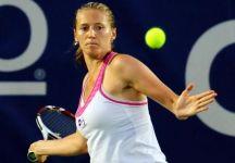 Olga Puchkova squalificata nel torneo di Washington dopo aver colpito al ginocchio un giudice di linea