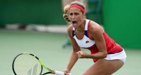 Monica Puig classe 1993, n.33 WTA