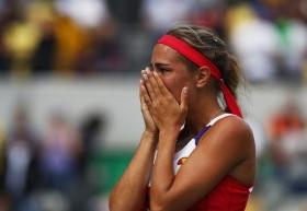Monica Puig ha vinto l'oro Olimpico in singolare a Rio