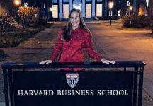 Monica Puig laureata ad Harvard