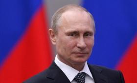 Vladimir Putin Presidente della Russia