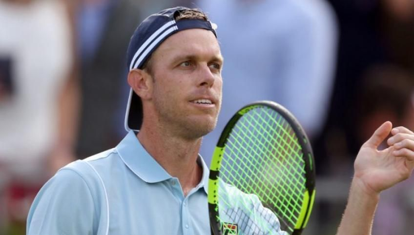 Sam Querrey, 33 anni n.53 ATP