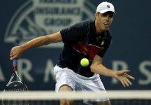ATP Los Angeles: Finale senza storia. Querrey strapazza Berankis e vince il settimo titolo in carriera