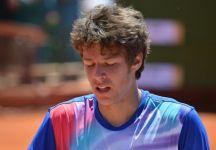 Secondo successo in carriera nel circuito Future per Gianluigi Quinzi. L'azzurro vince il torneo di Galati