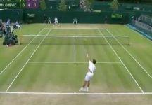 Video del Giorno: Gianluigi Quinzi accede alle semifinali di Wimbledon Juniores