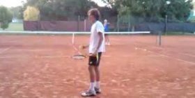 Gianluigi Quinzi classe 1996, n.93 nel ranking Under 18
