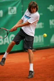 Gianluigi Quinzi classe 1996, n.117 nel ranking Under 18