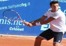 Challenger  Sao Jose Do Rio Preto: Gianluigi Quinzi eliminato al primo turno