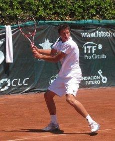 Gianluigi Quinzi classe 1996, n.6 ITF da domani