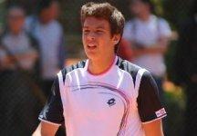 Us Open Juniores: Gianluigi Quinzi conquista i quarti di finale. Quinzi in campo oggi alle ore 19 italiane contro il nipponico Nishioka