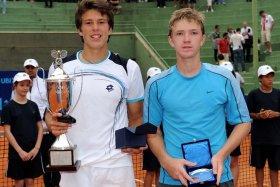 Gianluigi Quinzi classe 1996, n.2 ITF da domani - Foto Francesco Panunzio