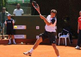 Gianluigi Quinzi classe 1996, n.4 ITF - Foto Antonio Fraioli