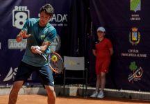Challenger Roma: I risultati del Day 2. La pioggia ferma Quinzi vs Marcora e Simone Bolelli (Video)