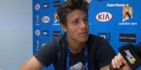 Gianluigi Quinzi classe 1996. n.2 del ranking ITF