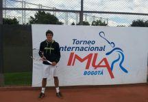 Il Livescore del match di Gianluigi Quinzi nella finale del torneo future di Bogotà
