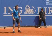 Video del Giorno: L'incontro di Gianluigi Quinzi contro Frederico Gil nel torneo di Roma Rai