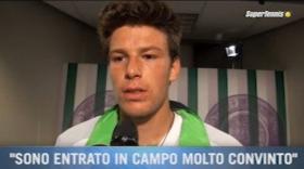 Gianluigi Quinzi classe 1996, n.7 del ranking Under 18