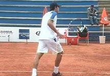 Challenger Porto Alegre: Gianluigi Quinzi sconfitto al tiebreak del terzo set da Pedro Sousa nei quarti di finale