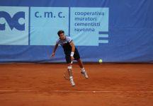 Gianluigi Quinzi wild card a Napoli