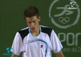 Gianluigi Quinzi classe 1996, n.11 ITF