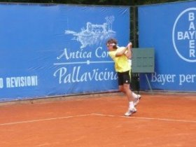 Gianluigi Quinzi classe 1996, n.80 del ranking Under 18