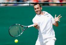 """Il curioso ritiro di Bobby Reynolds al George Washington Smith Center: """"Ho sempre sentito parlare di ritirarsi nei campi centrali di Wimbledon, degli Us Open o degli Australian Open. Ma è questo il mio campo centrale"""""""