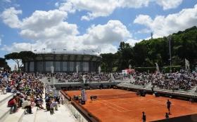 +40 nella prevendita dei biglietti del torneo di Roma