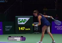 WTA Finals Singapore: Arriva il successo più importante in carriera per Agnieszka Radwanska. Le Finals sono sue. Battuta in finale la Kvitova