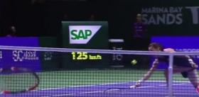 Colpo dell'anno: Ancora una vittoria per Agnieszka Radwanska