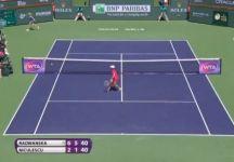 WTA: Il colpo dell'anno è di Agnieszka Radwanska (per il quarto anno consecutivo)