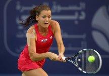 WTA Dubai: Ottavo successo in carriera per Agnieszka Radwanska