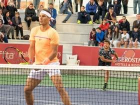 Rafael Nadal e Marc Lopez sono Campioni di Spagna in doppio