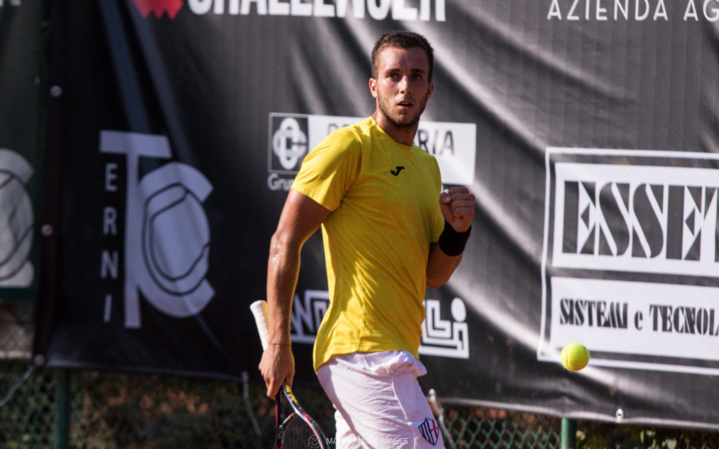 Alessandro Ragazzi nella foto