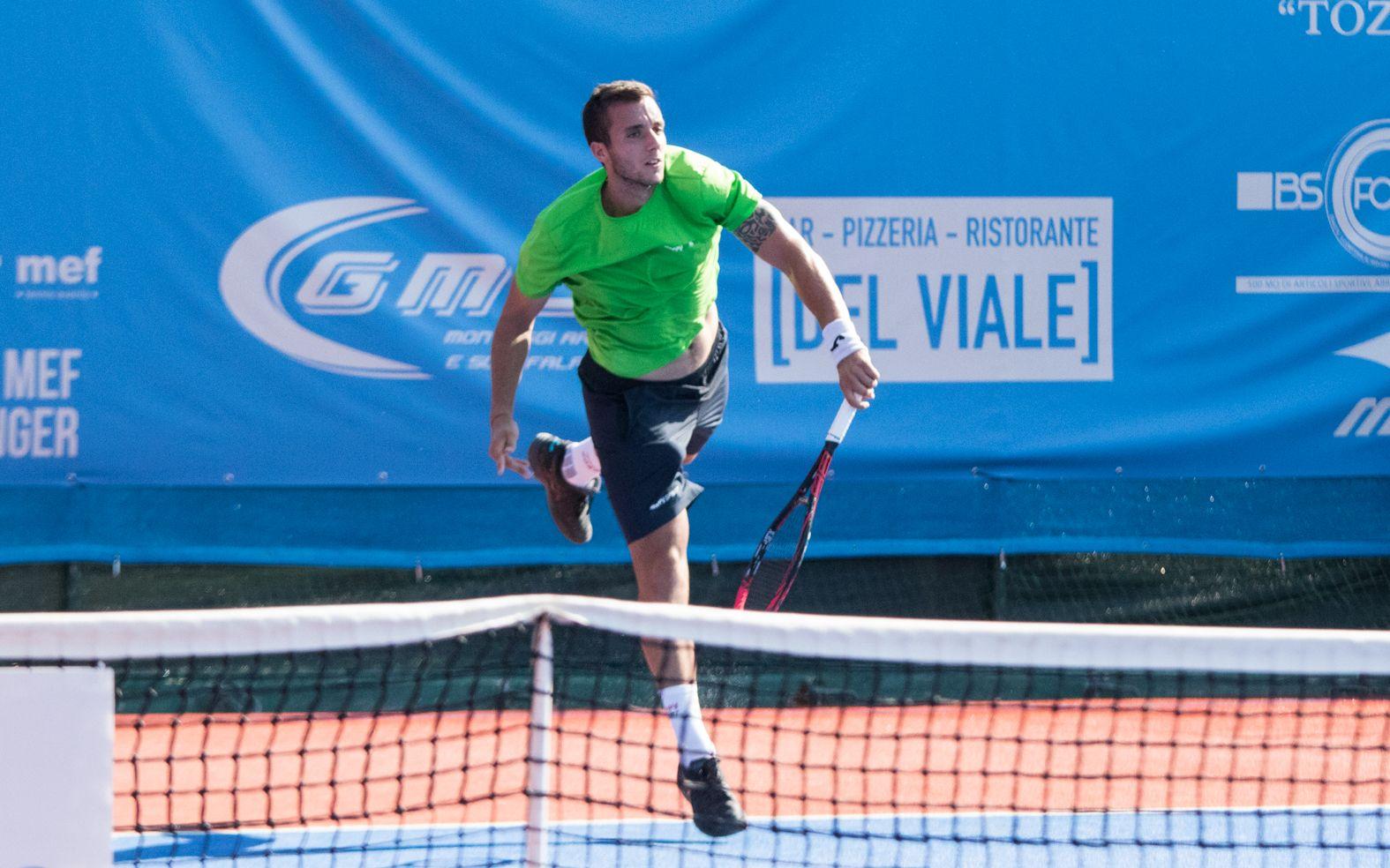 Alessandro Ragazzi (2.3) nella foto