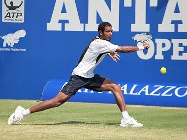 Ramkumar Ramanathan nella foto