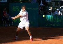 Challenger Torino: Eliminato Alessio Di Mauro